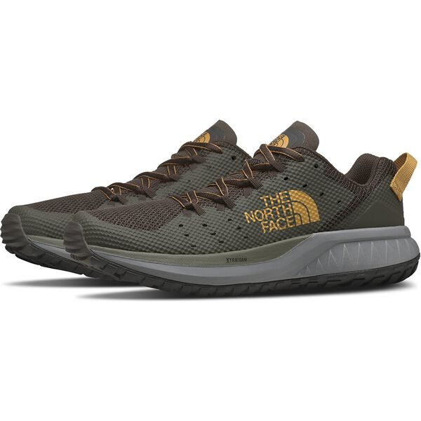 Men's Ultra Endurance XF, NEW TAUPE GREEN/COFFEE BROWN, hi-res