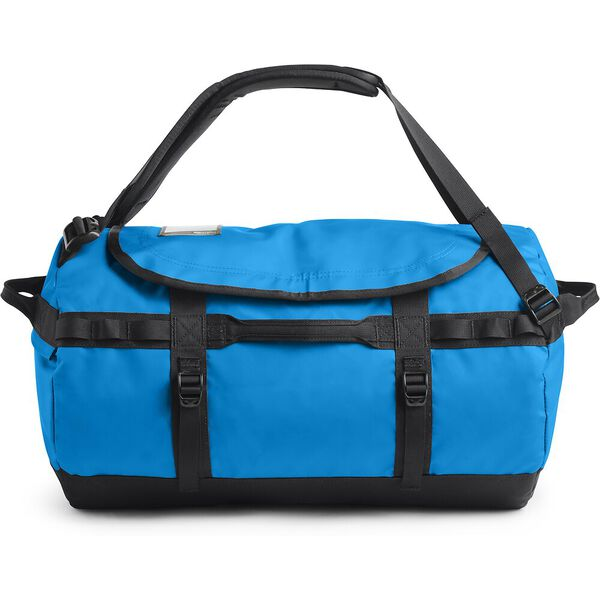 Base Camp Duffel - S, CLEAR LAKE BLUE/TNF BLACK, hi-res