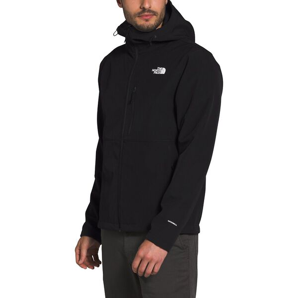 Men's Apex Bionic 2 Hoodie, TNF BLACK, hi-res