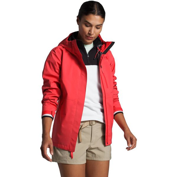 Women's Dryzzle FUTURELIGHT™ Jacket, CAYENNE RED, hi-res