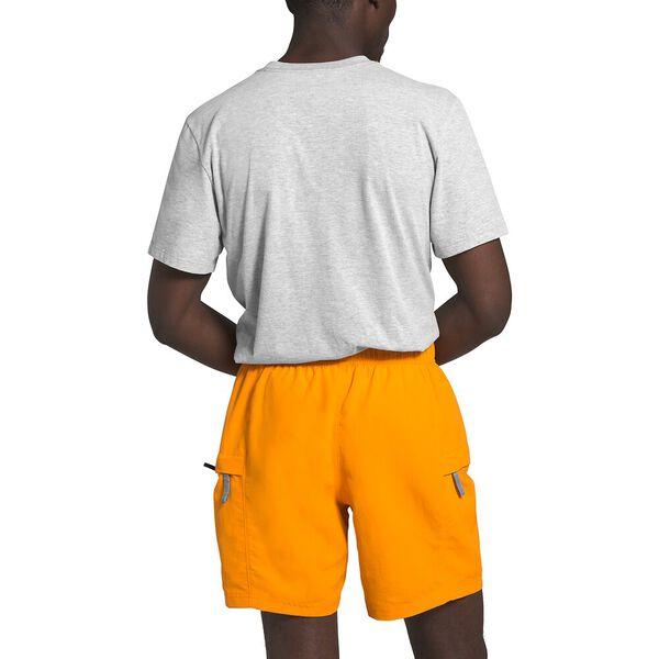 Men's Short-Sleeve Half Dome Tee, TNF LIGHT GREY HEATHER, hi-res
