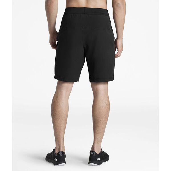 MEN'S KILOWATT SHORT, TNF BLACK, hi-res