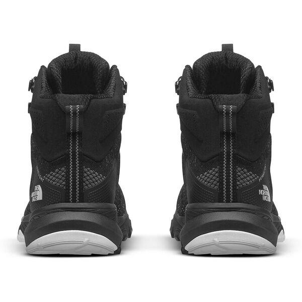 Women's Ultra Fastpack III Mid FUTURELIGHT™ (Woven), TNF BLACK/TNF WHITE, hi-res