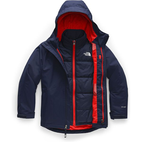 Boys' Clement Triclimate® Jacket, MONTAGUE BLUE, hi-res