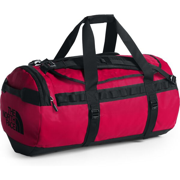 BASE CAMP DUFFEL-M, TNF RED/TNF BLACK, hi-res