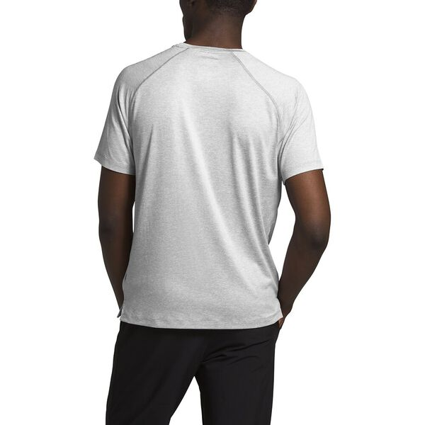 Men's HyperLayer Flashdry™ Short-Sleeve, TNF LIGHT GREY HEATHER, hi-res