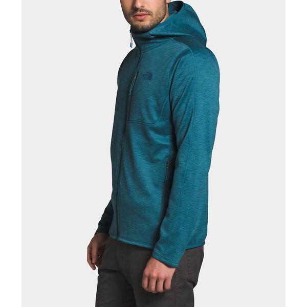 Men's Canyonlands Fleece Hoodie, MALLARD BLUE HEATHER, hi-res