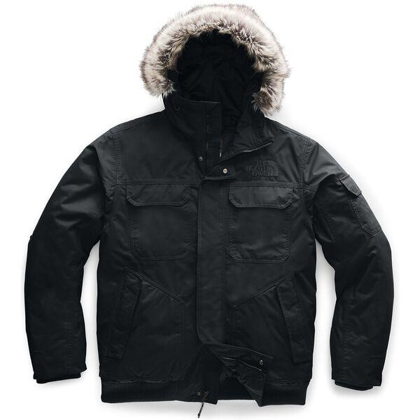 Men's Gotham Jacket III, TNF BLACK/TNF BLACK, hi-res