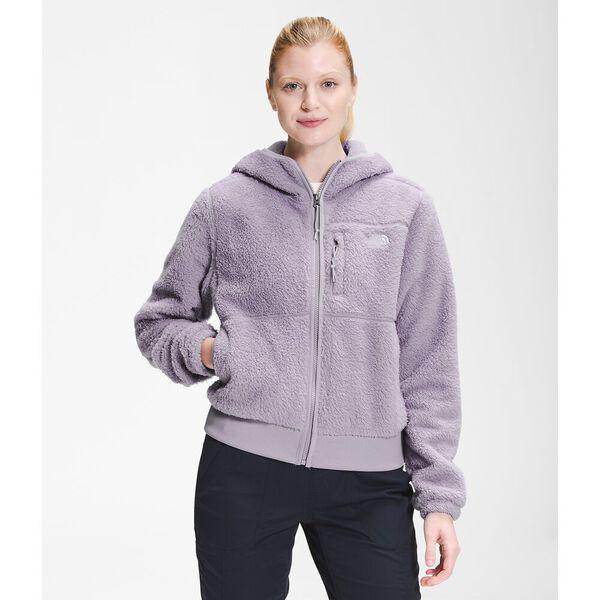 Women's Dunraven Fleece Full Zip Hoodie