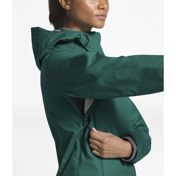 WOMEN'S VENTURE 2 JACKET, EVERGLADE, hi-res