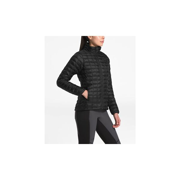 Women's Thermoball™ Eco Jacket, TNF BLACK MATTE, hi-res