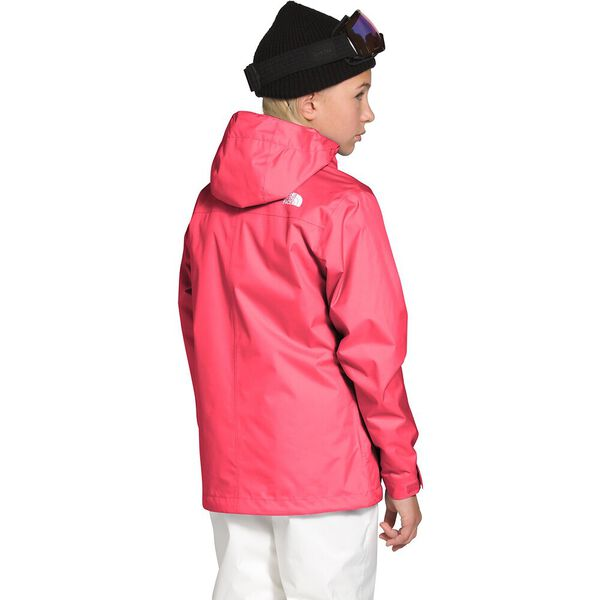 Girls' Mt. View Triclimate® Jacket, PARADISE PINK, hi-res