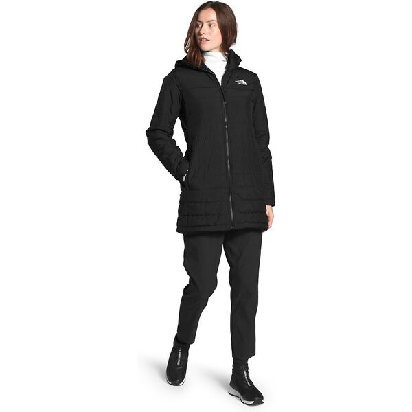 Women's Mossbud Insulated Reversible Parka