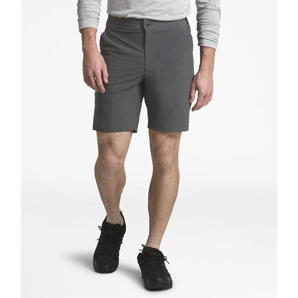 Men's Paramount Active Shorts, ASPHALT GREY, hi-res