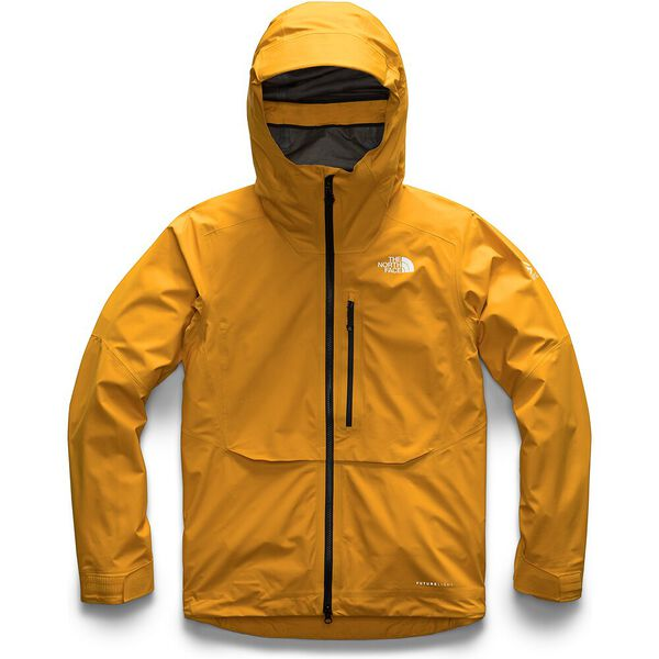 WOMEN'S SUMMIT L5 LT FUTURELIGHT™ JACKET, KNOCKOUT ORANGE, hi-res