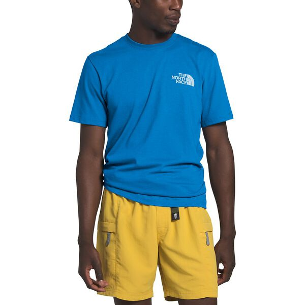 Men's Short-Sleeve Outdoor Free Tee