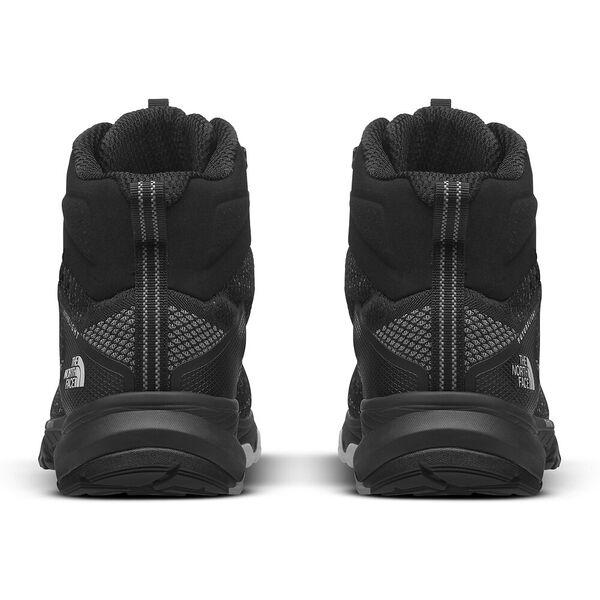 Men's Ultra Fastpack III Mid FUTURELIGHT™ (Woven), TNF BLACK/TNF WHITE, hi-res
