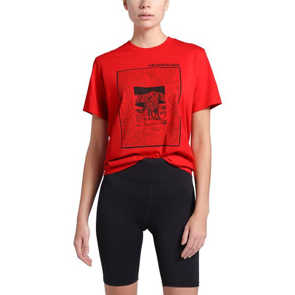 Women's Short-Sleeve Himalayan Source Tee