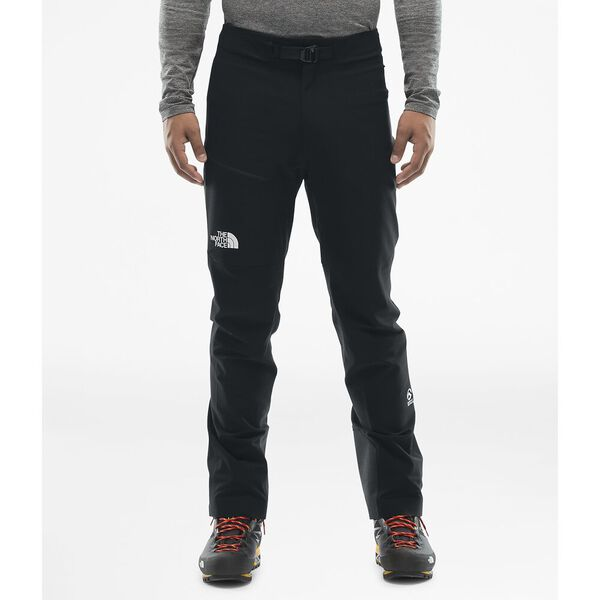 MEN'S SUMMIT L4 SOFT SHELL LT PANT, TNF BLACK, hi-res