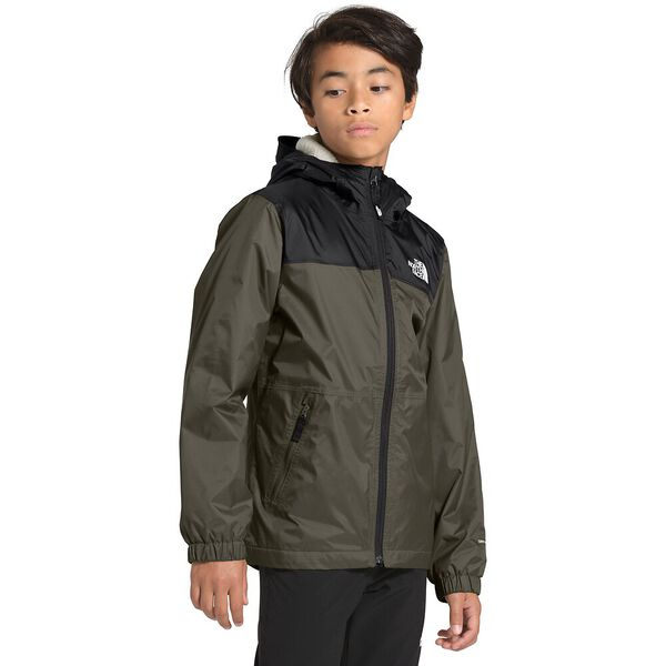 Boys' Warm Storm Rain Jacket