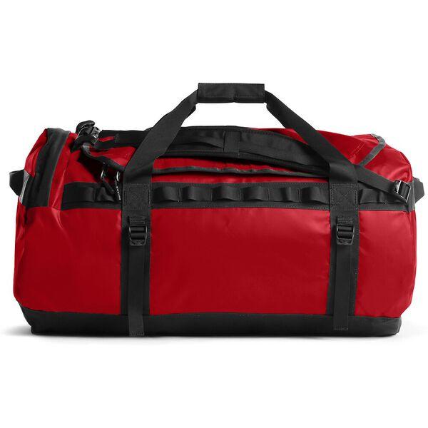 BASE CAMP DUFFEL-L, TNF RED/TNF BLACK, hi-res