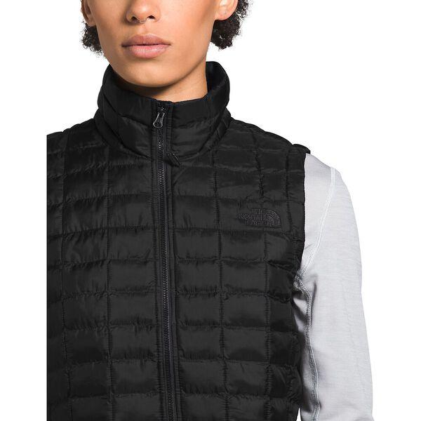 Women's ThermoBall™ Eco Vest, TNF BLACK MATTE, hi-res