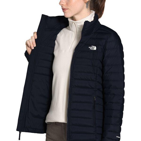 Women's Stretch Down Jacket, AVIATOR NAVY, hi-res