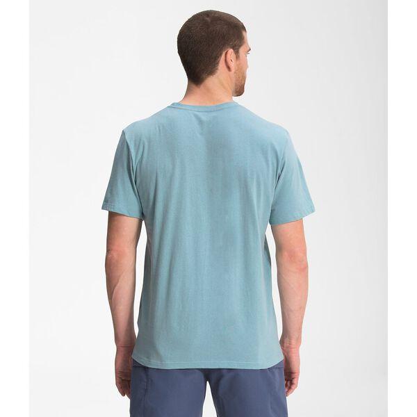 Men's Short-Sleeve Half Dome Tee, TOURMALINE BLUE, hi-res
