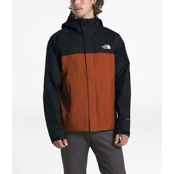 MEN'S VENTURE 2 JACKET, PICANTE RED/TNF BLACK, hi-res