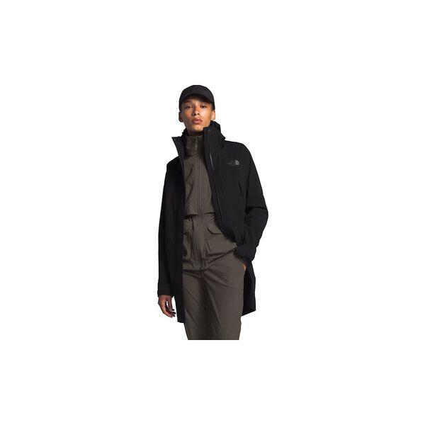 Women's City FUTURELIGHT™ Parka, TNF BLACK, hi-res