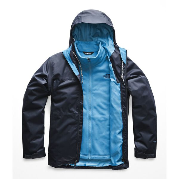 MEN'S ARROWOOD TRICLIMATE® JACKET, URBAN NAVY, hi-res