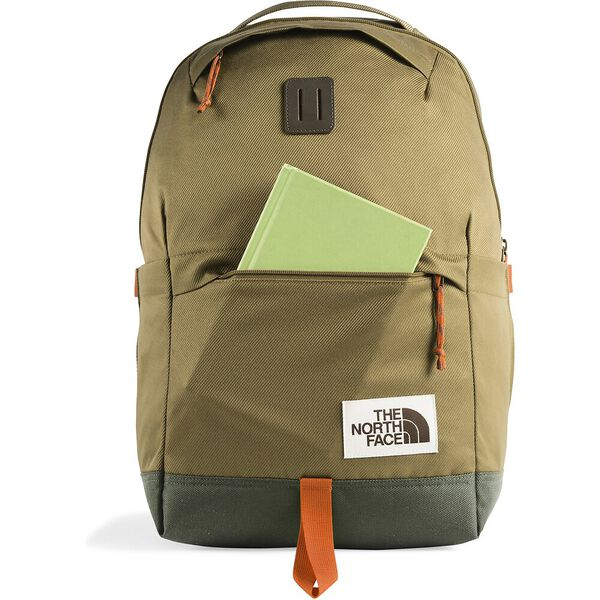 DAYPACK BACKPACK, BRITISH KHAKI/NEW TAUPE GREEN, hi-res