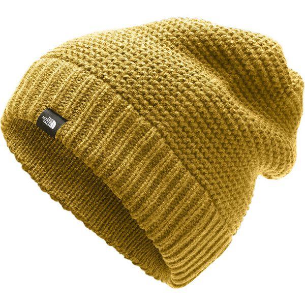 Women's Purrl Stitch Beanie, GOLDEN SPICE, hi-res