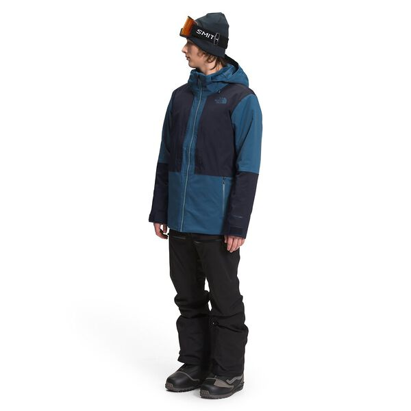 Men's Chakal Jacket, BLUE WING TEAL/AVIATOR NAVY, hi-res