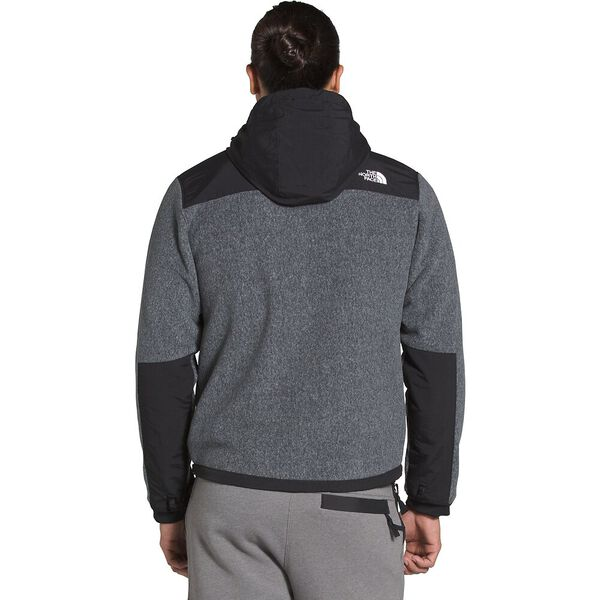 Men's Denali 2 Hoodie, CHARCOAL GREY HEATHER, hi-res