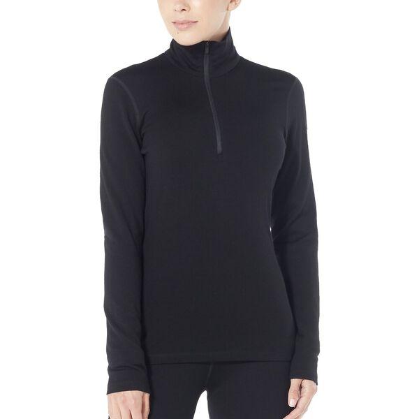 Icebreaker Women's 260 Tech Long-Sleeve Half Zip