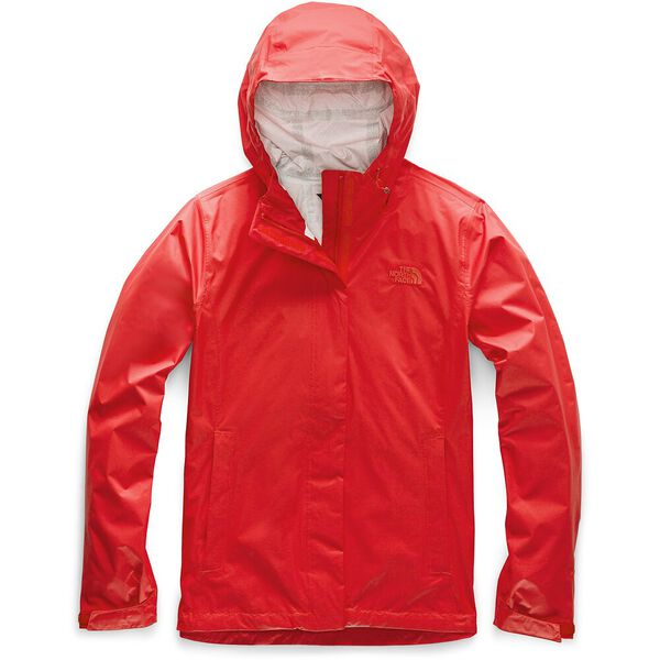 Women's Venture 2 Jacket, FIERY RED, hi-res