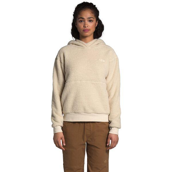 Women's Sherpa Fleece Pullover Hoodie