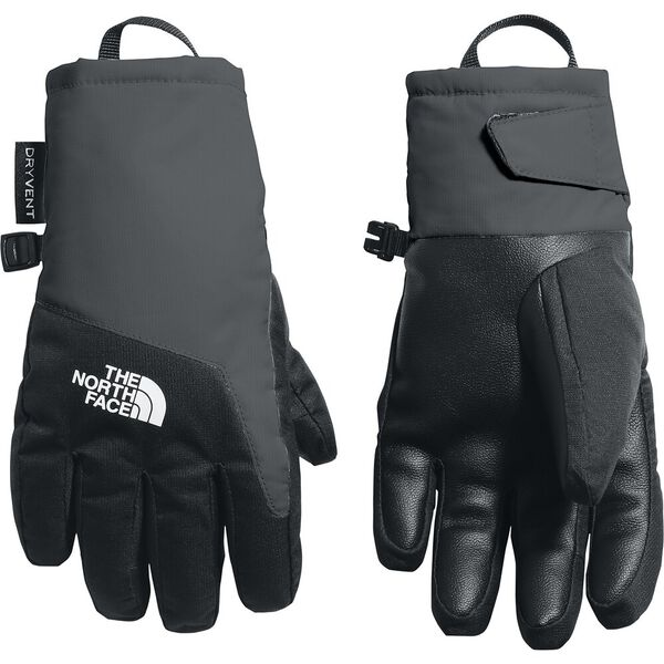 Youth DryVent™ Gloves, ASPHALT GREY, hi-res