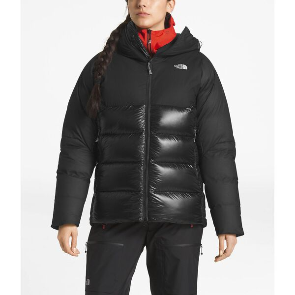WOMEN'S SUMMIT L6 AW DOWN BELAY PARKA, TNF BLACK/TNF BLACK, hi-res