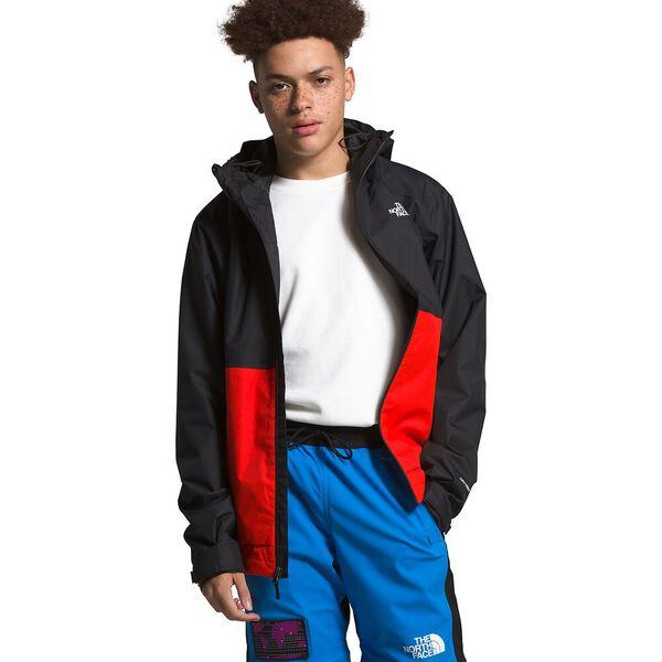 Men's Millerton Jacket, TNF BLACK/FIERY RED, hi-res
