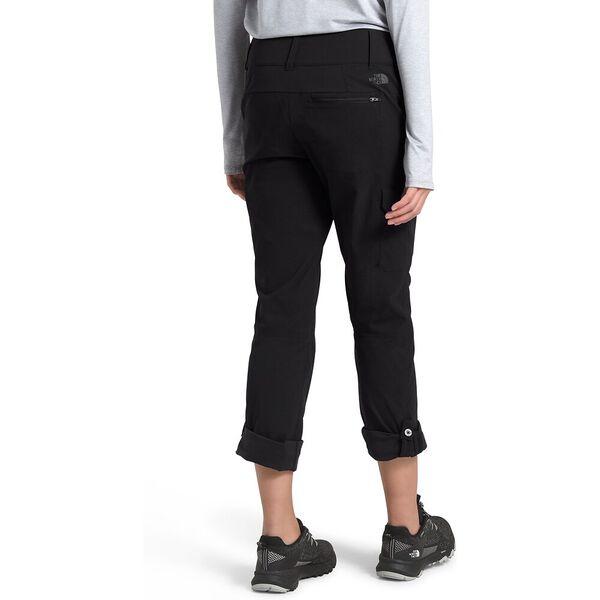 Women's Paramount Active Mid-Rise Pants, TNF BLACK, hi-res