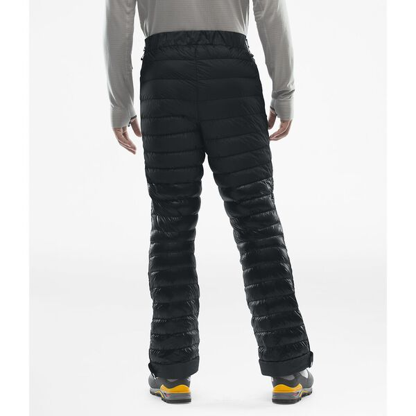 MEN'S SUMMIT L3 DOWN PANT, TNF BLACK/TNF BLACK, hi-res