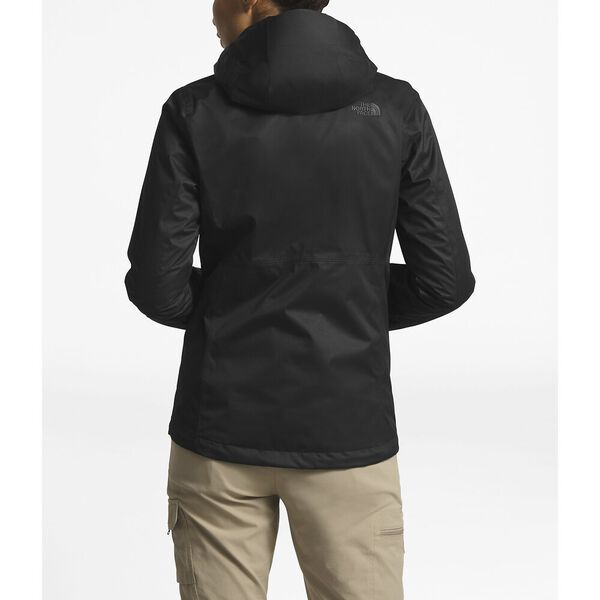 WOMEN'S ARROWOOD TRICLIMATE JACKET, TNF BLACK/TNF BLACK, hi-res