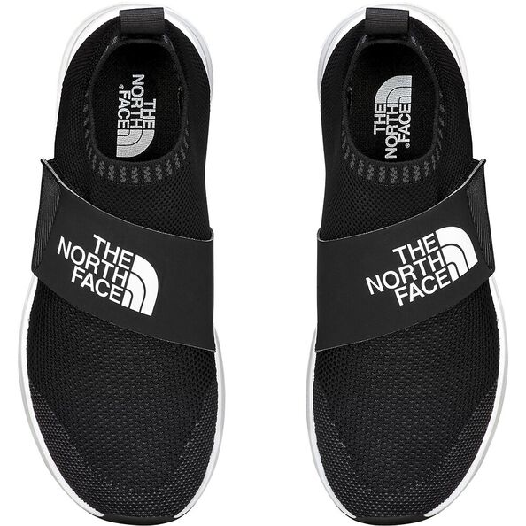 WOMEN'S CADMAN MOC KNIT, TNF BLACK/TNF BLACK, hi-res