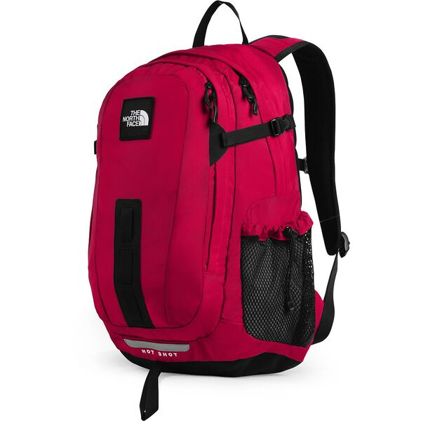 HOT SHOT SPECIAL EDITION BACKPACK, TNF RED/TNF BLACK, hi-res