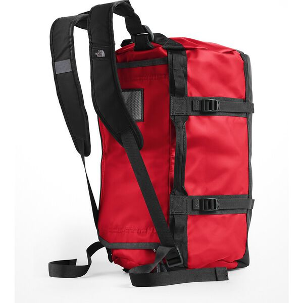BASE CAMP DUFFEL - XS, TNF RED/TNF BLACK, hi-res