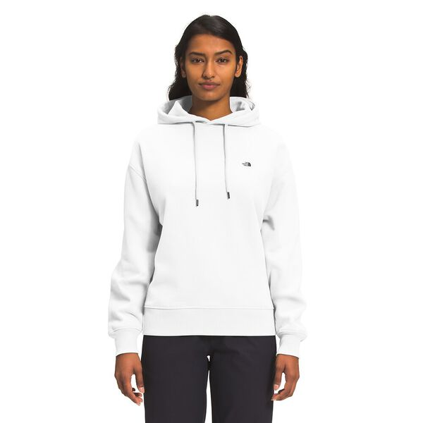 Women's City Standard Hoodie, TNF WHITE, hi-res