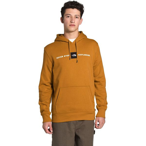 Men's Red's Pullover Hoodie, CITRINE YELLOW, hi-res