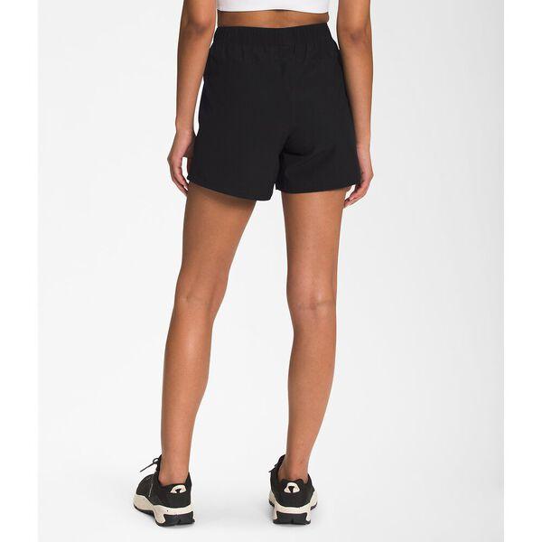 """Women's Wander Shorts 5"""", TNF BLACK, hi-res"""